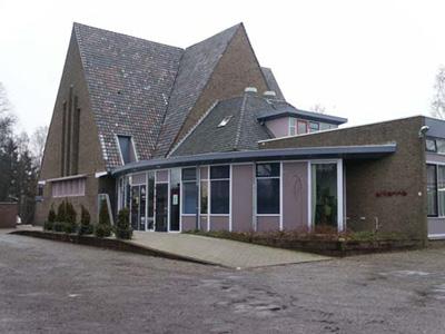 regenboogkerk bijgebouw antenne