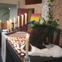regenboogkerk herdenkingsdienst